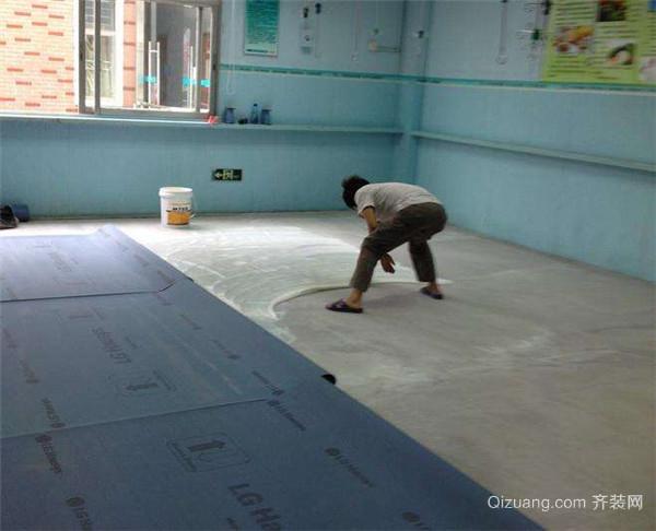 地板胶使用教程