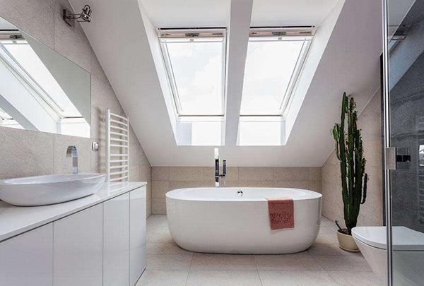 浴室装修通风设施要完善