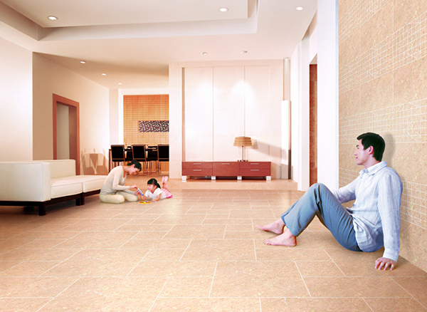 选瓷砖质量为先 你放心使用安心