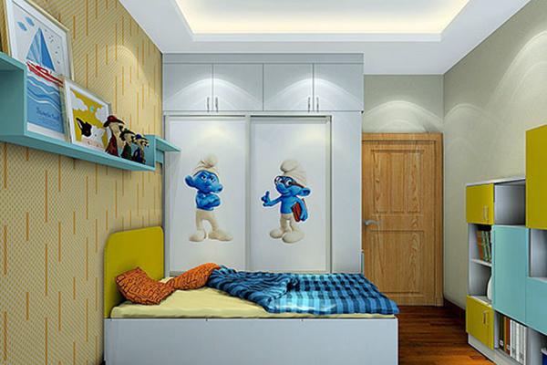 儿童衣柜清洁与保养篇 为孩子生活添点色