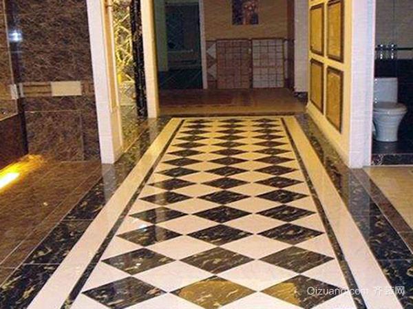 走廊瓷砖选购 装修施工步骤