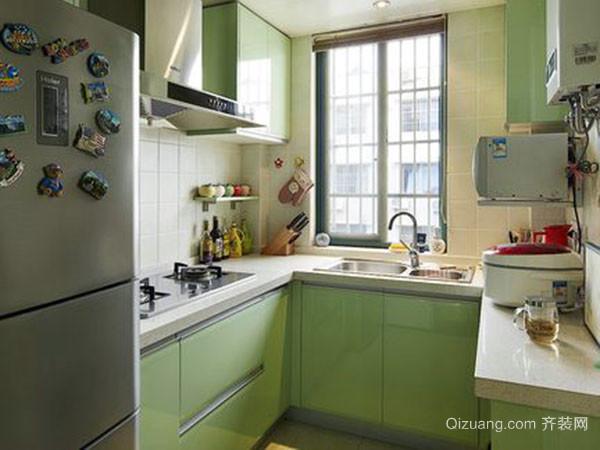 厨房高低台设计