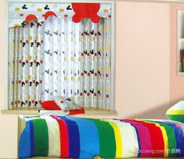 选择儿童房窗帘注意哪些方面