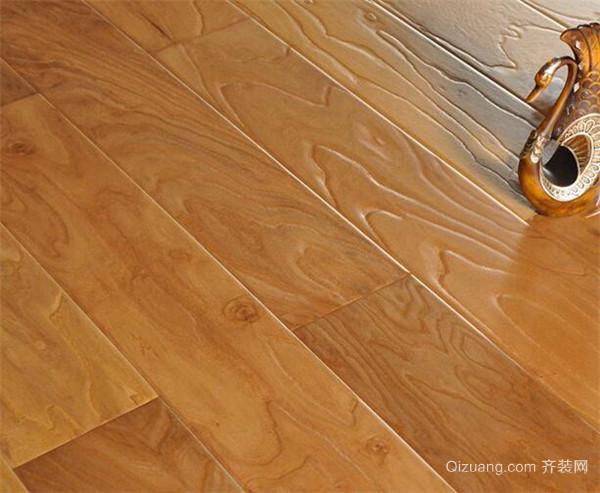 三,架空式木地板有哪些安装方法—木地板铺贴