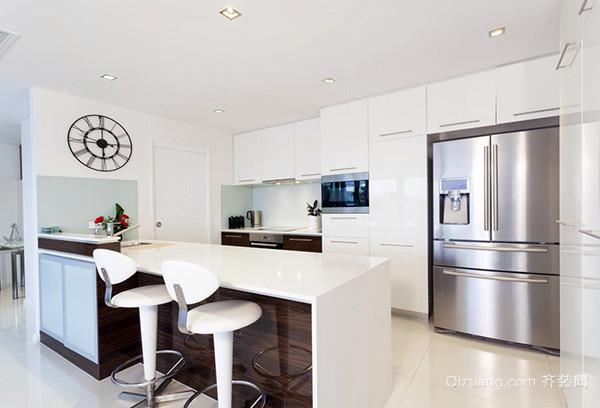 吧台式厨房设计