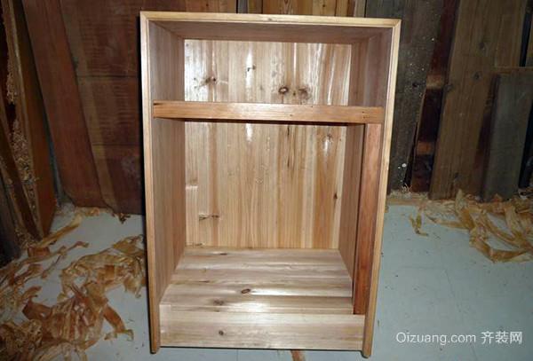 选材导购 家具 床头柜  > 手工床头柜制作步骤 自己动手更意义   先