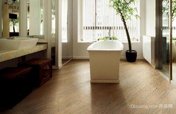 三,仿地板瓷砖的缺点 相比真正的木地板,仿地板瓷砖的花纹太规整,有