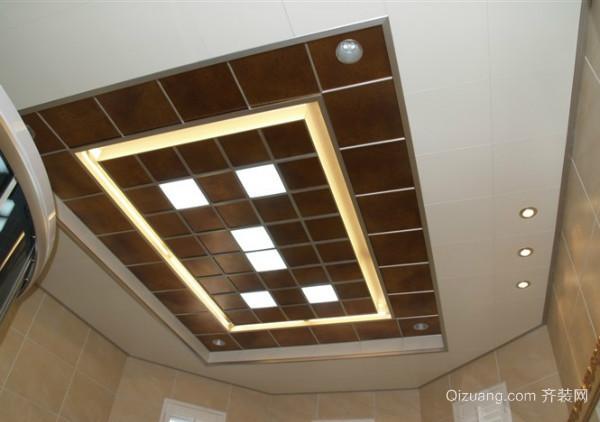 铝扣板吊顶清洗方法