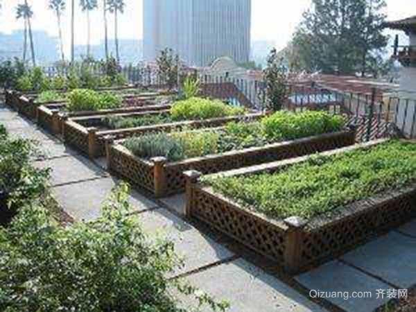 夏季家居隔热、遮阳、降温处理方案—屋顶绿化隔热