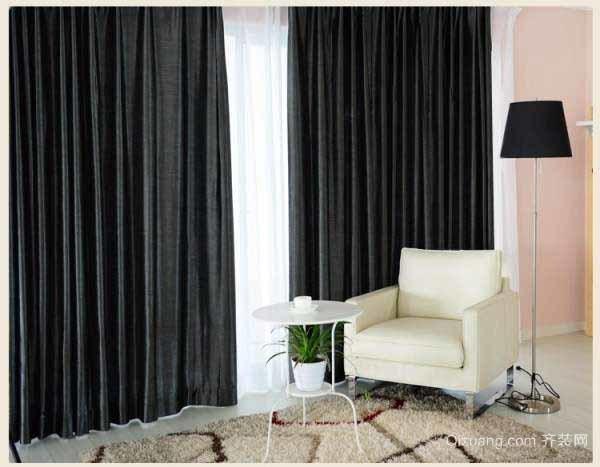 夏季窗户隔热贴玻璃隔热膜还是挂窗帘—窗帘装饰性强