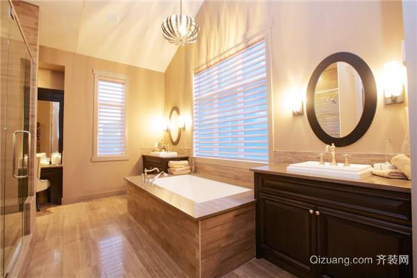 浴室怎么裝修好看 這些原則要遵守
