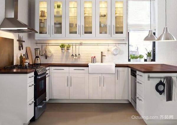 厨房改造省钱秘诀