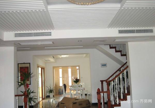 家用中央空调吊顶安装注意事项 你注意了没?