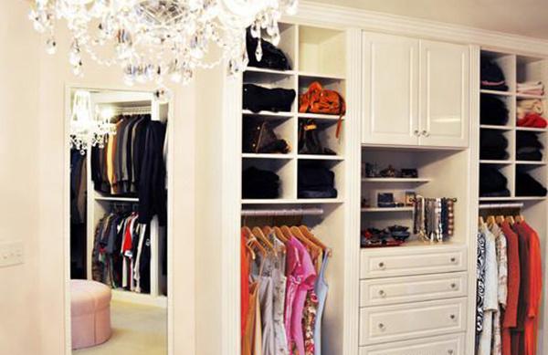 三种卧室衣柜样式分析 不知你喜欢什么款式图片