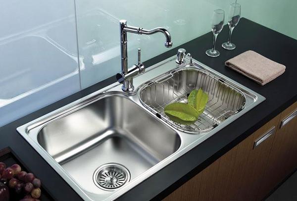 厨房水槽的选择