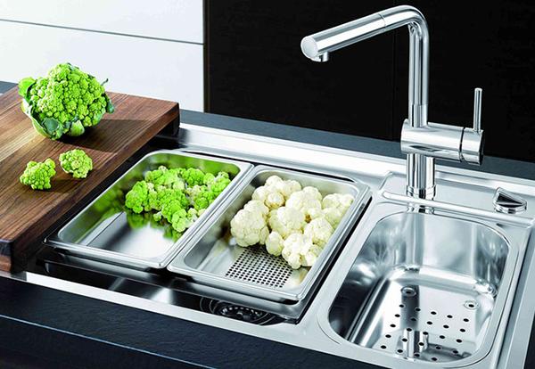 厨房水槽的选择技巧