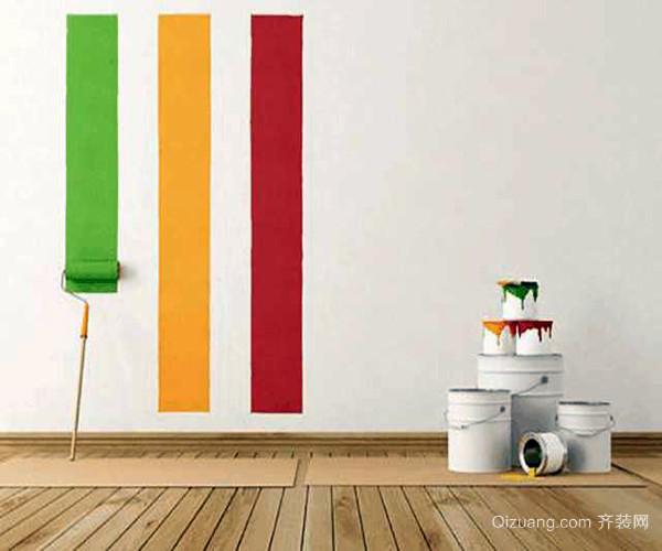 墙面涂料种类