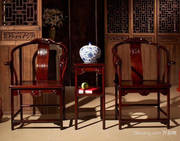 中式家具有哪些特点 感受传统的魅力图片