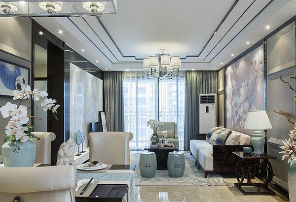 客厅装修怎么设计 给你一个新家