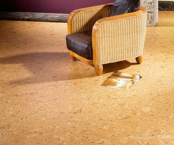 四,软木地板铺贴方法-夹板龙骨铺设法