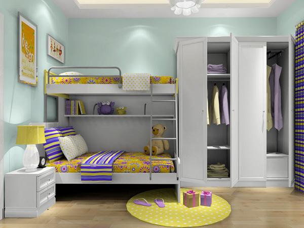 小户型儿童房装修要素