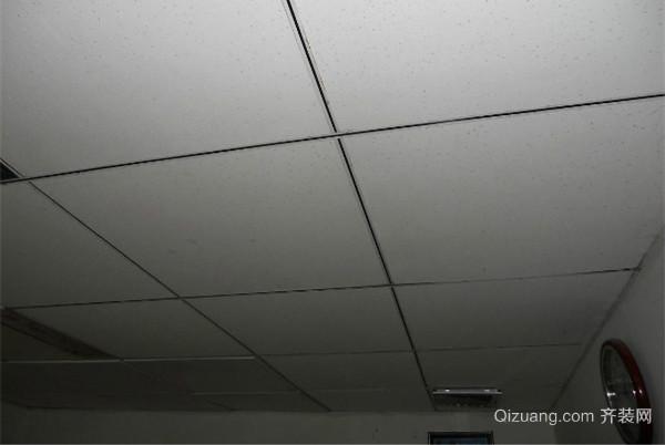 T型龙骨矿棉板吊顶施工步骤介绍