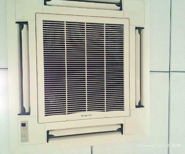 安装中央空调好处