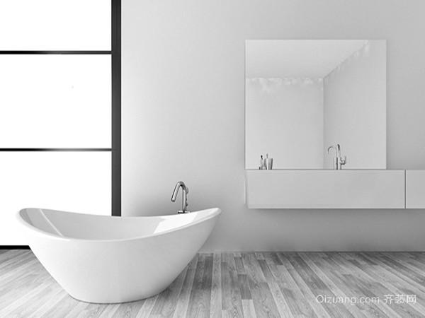 浴缸水垢清除小窍门