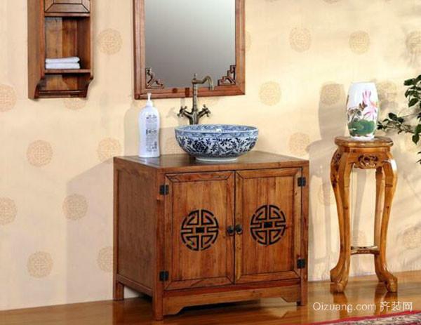 实木浴室柜的优缺点有哪些