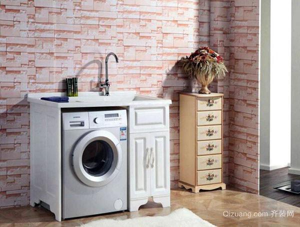 如何选购洗衣柜