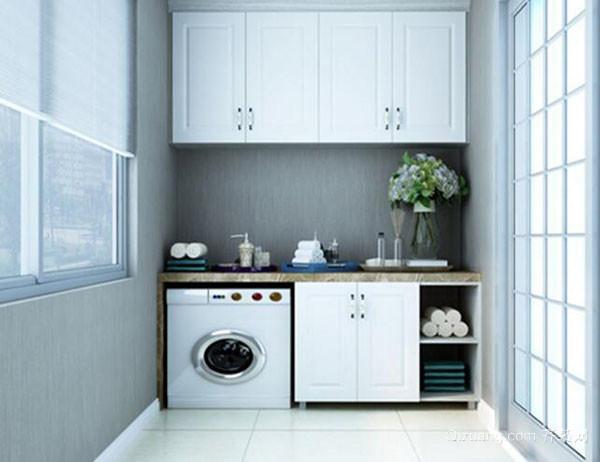 选购洗衣柜有哪些技巧