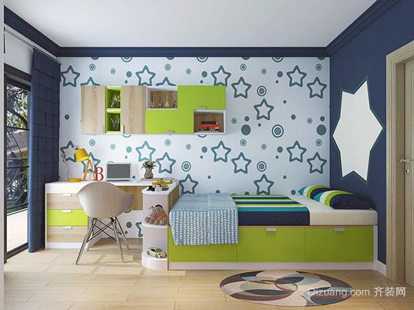 儿童房选用什么样的木地板
