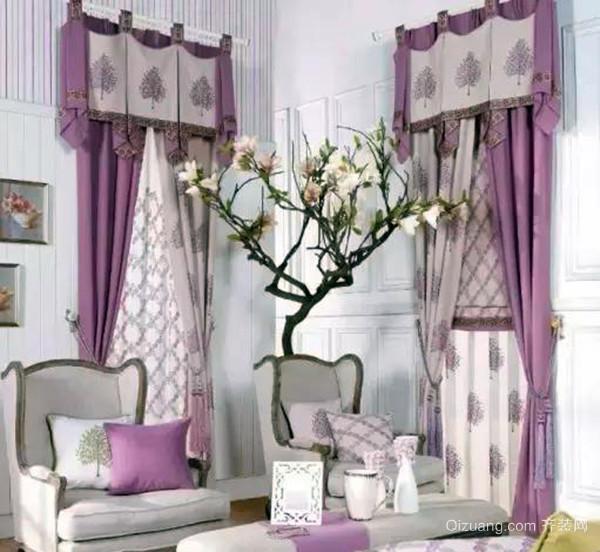 选购家庭窗帘