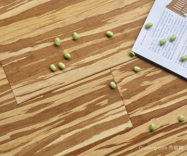 竹地板装饰特点有哪些