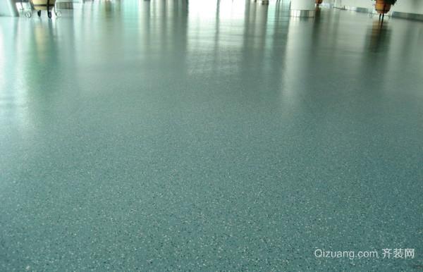 橡胶地板安装步骤介绍