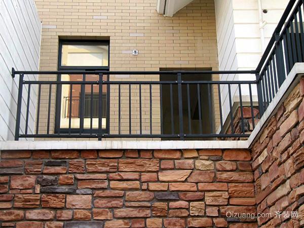 阳台栏杆验收