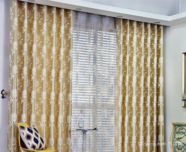 卧室窗帘怎么搭配好看