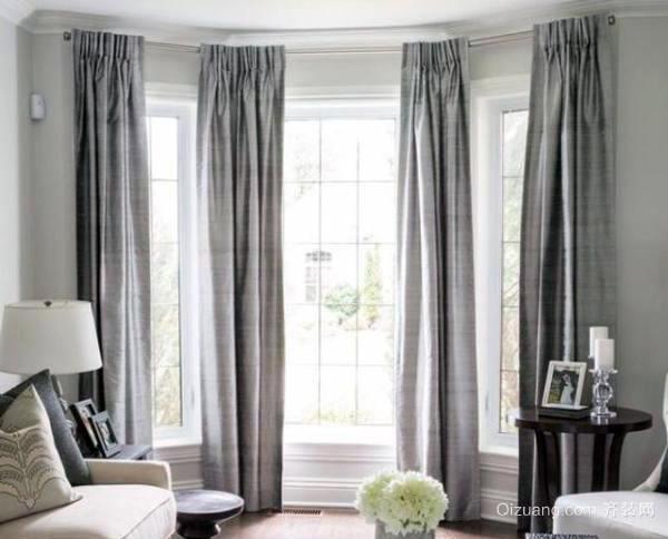 卧室窗帘如何搭配