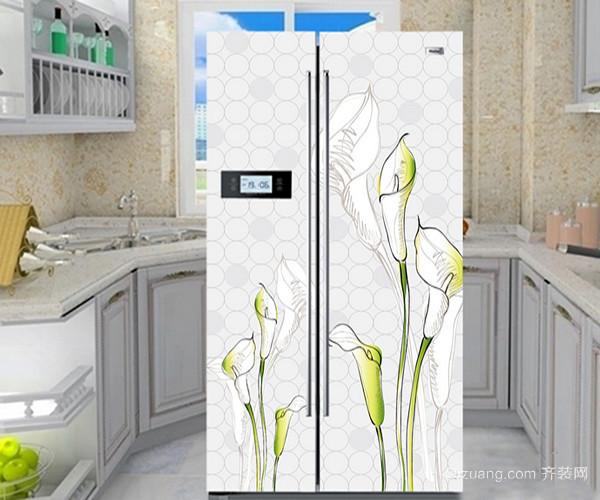 风冷式冰箱