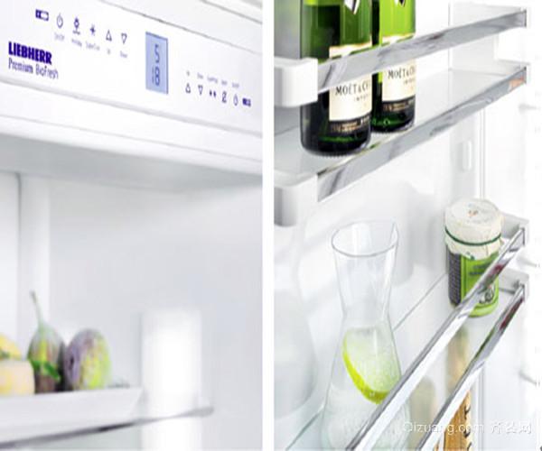 风冷式冰箱优点
