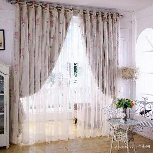 阳台安装哪种窗帘好