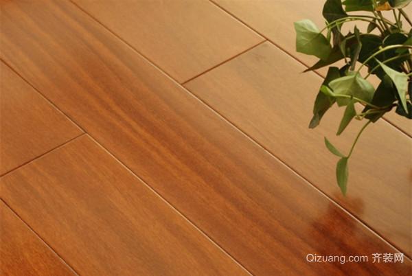 实木地板漆膜保养方法