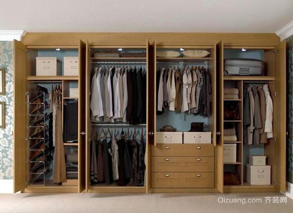 如何购买卧室衣柜