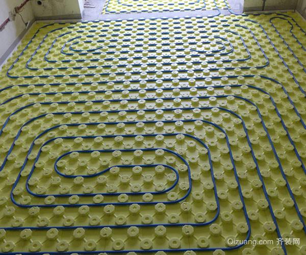 干式地暖地板材质挑选