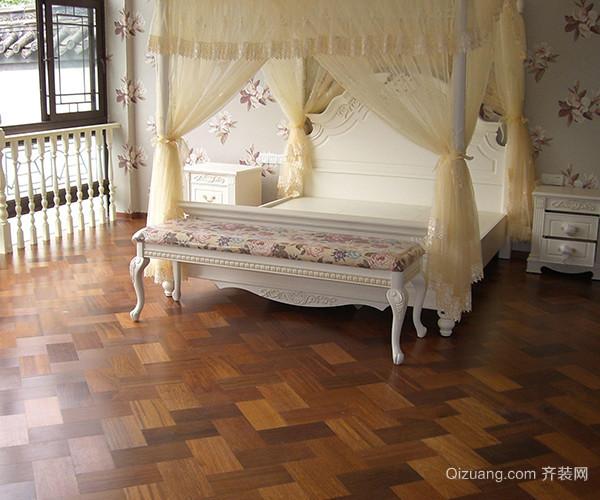 家居卧室地板选购