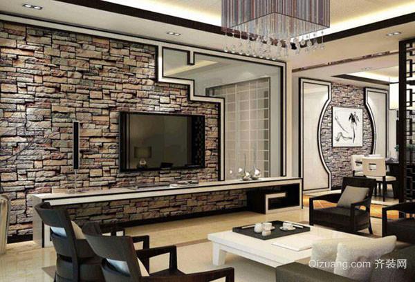 电视背景墙的装修有哪些注意事项