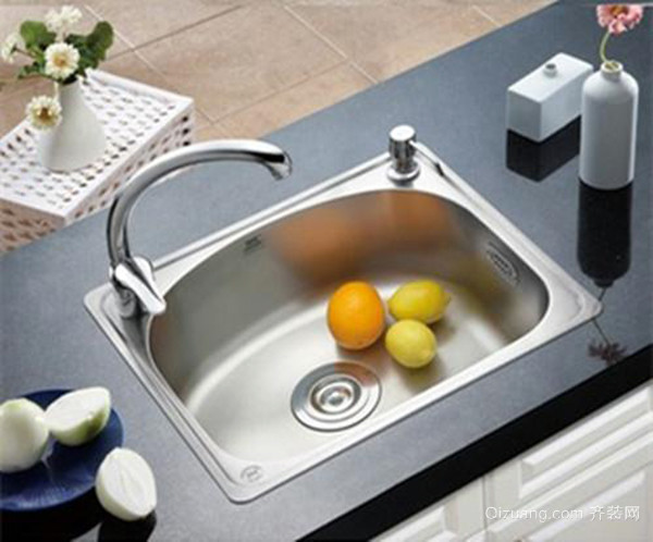 如何购买不锈钢水槽