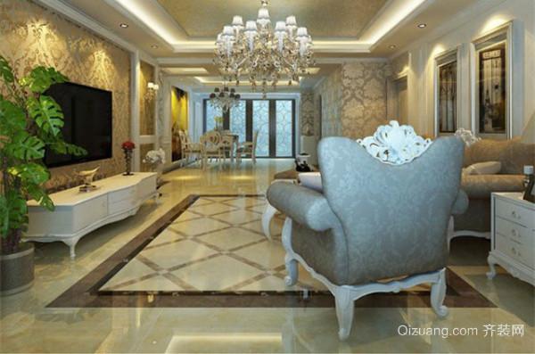 客厅瓷砖风格介绍