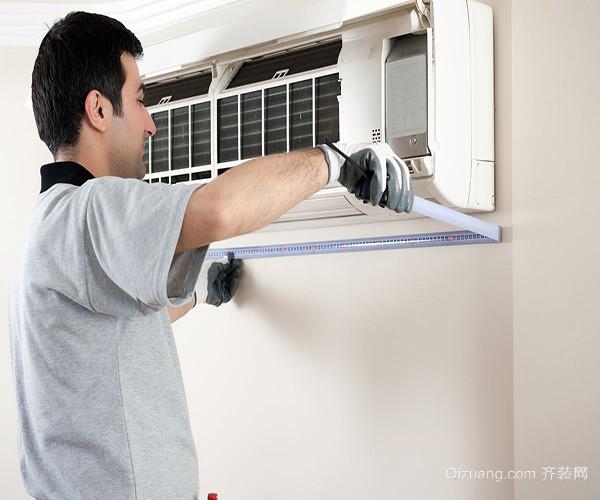 海尔空调清洗方法