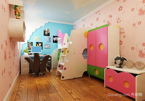儿童房要怎么设计